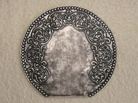 алюминий черненый