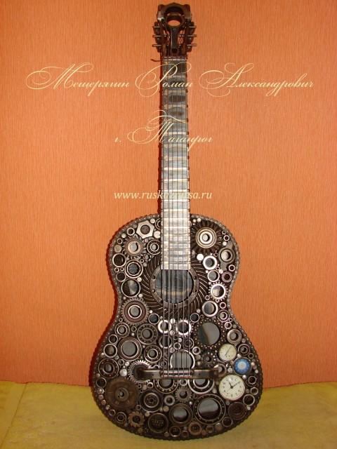 Музыкальные инструменты - ЛС - Гитара 0-1
