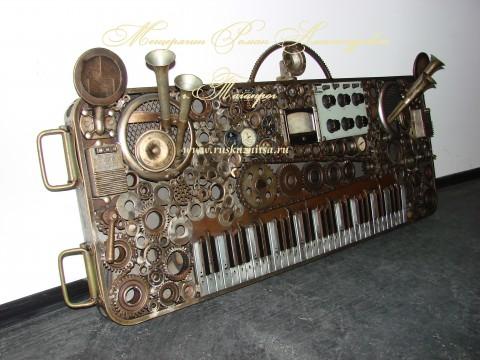 Музыкальные инструменты - ЛС - Клавишный синтезатор 0-02