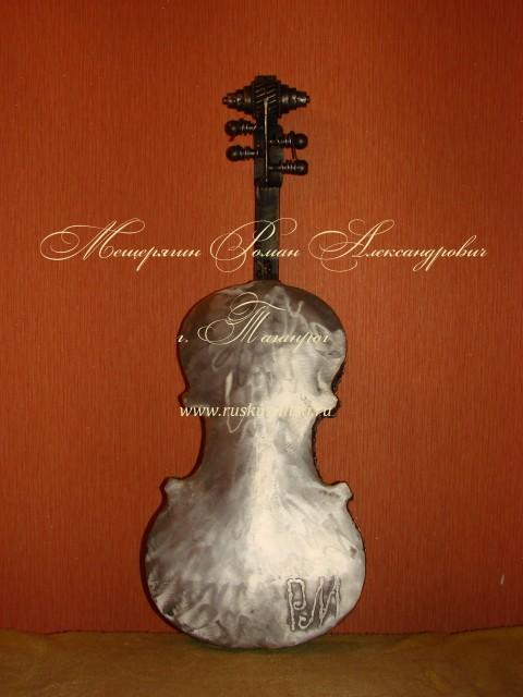 Музыкальные инструменты - ПС - Скрипка 1-012